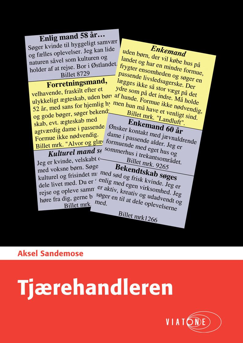 Aksel Sandemose: Tjærehandleren