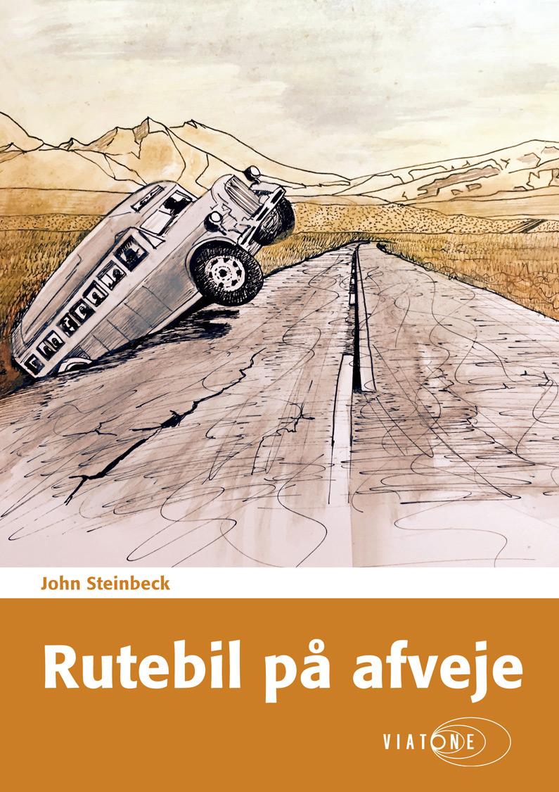 Rutebil på afveje